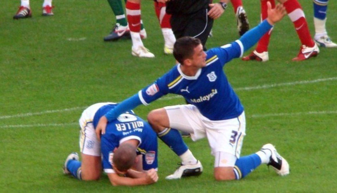 head injury soccer